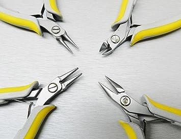 Lindstrom® EX Kit de alicates Set 4 piezas Ex 7490 cortador de cadena de soporte