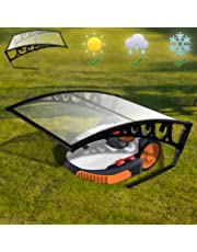 Hengda® Cubierta de Garaje para Robot Cortacésped Garaje para robot cortacésped Robot cortacésped de garaje