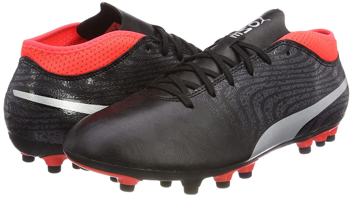 Chaussures Chaussures de Football Homme Puma One 18.4 AG ...