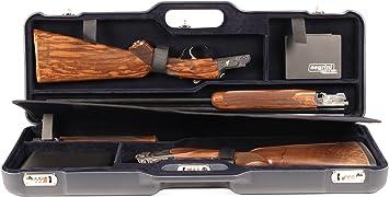 Negrini dos Ou/SXS caza, Skeet escopeta estuche de viaje – 1670lr/5436: Amazon.es: Deportes y aire libre