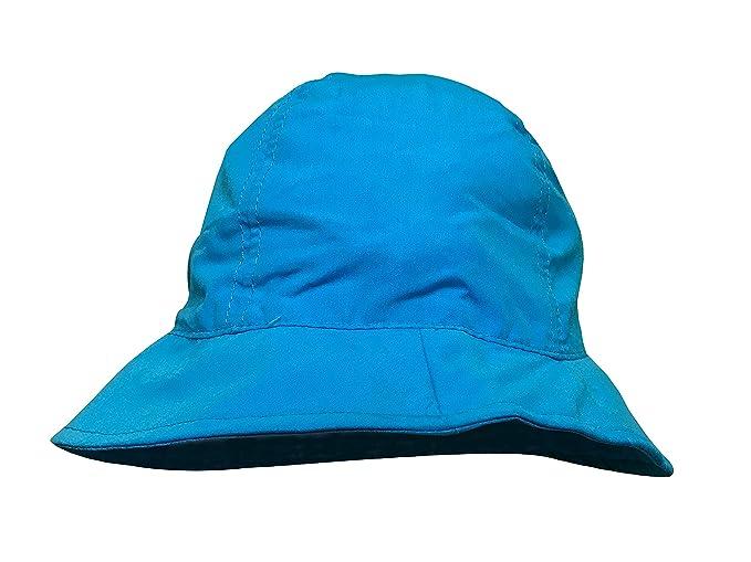 f5c3f5039cb Ocean Pacific Toddler Boys   Girls Bucket Sun Hats UPF 50+ - Blue ...