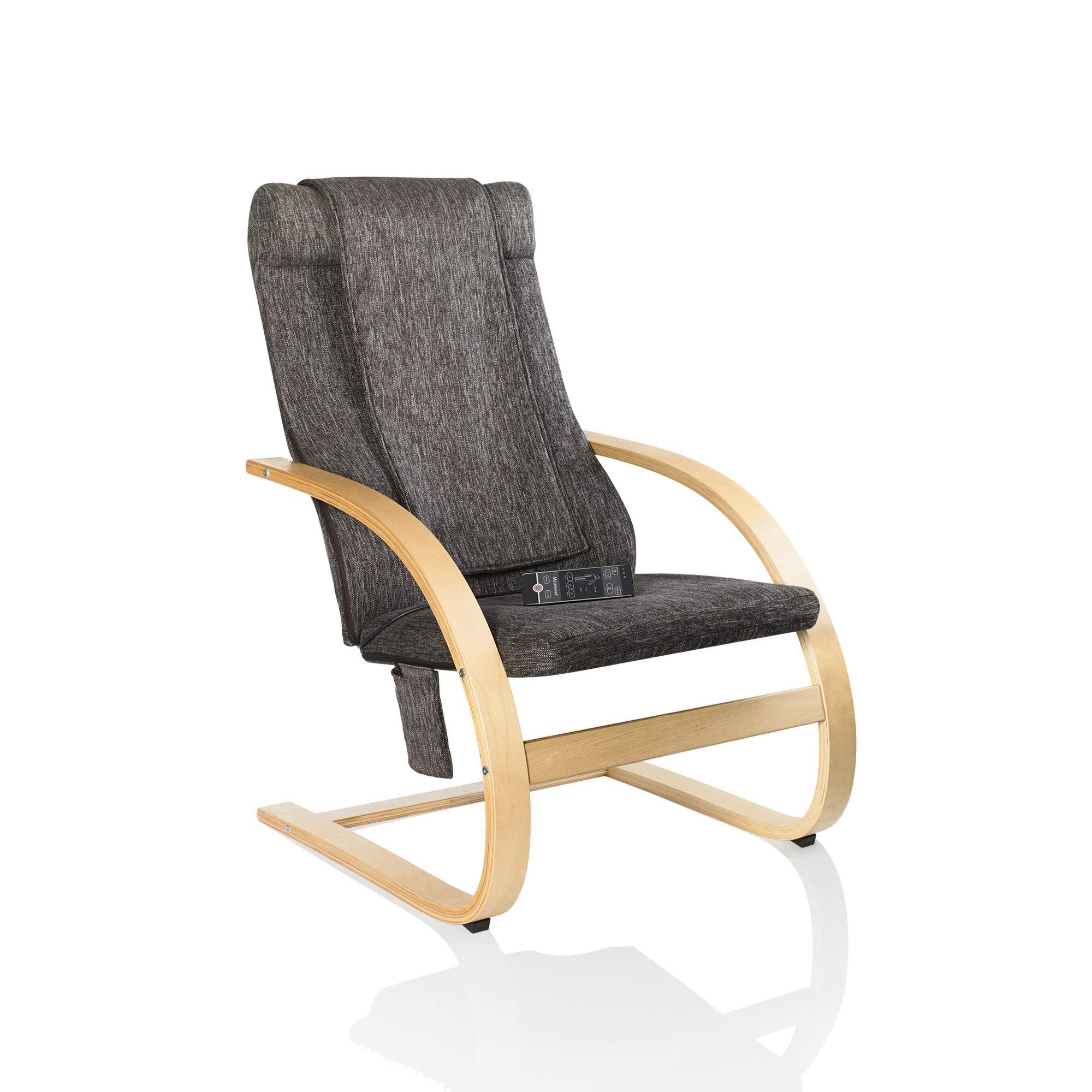 Medisana RC 410 chaise de massage avec fonction de massage Shiatsu supplémentaire et fonction de chaleur pour la détente incl. Facteur de bien-être - 88410 product image