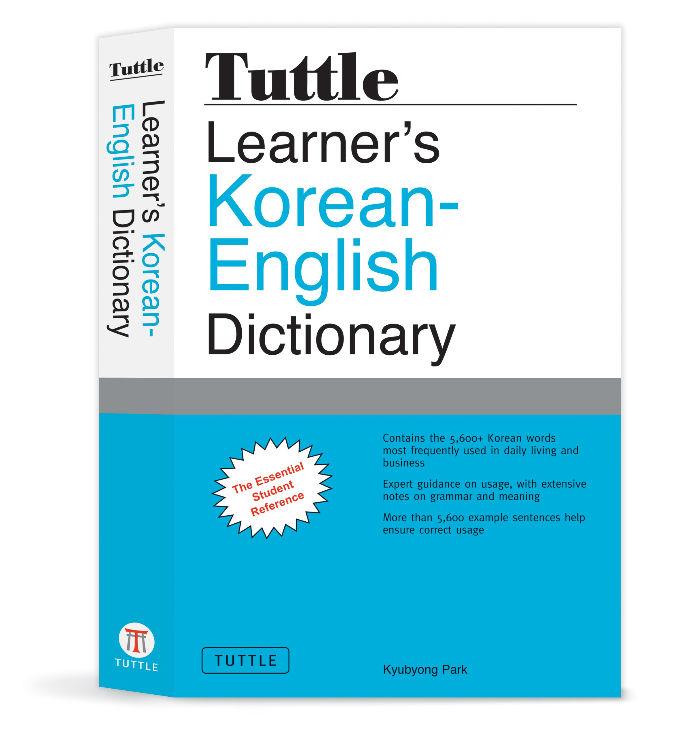 Tuttle Learners Korean-English Dictionary