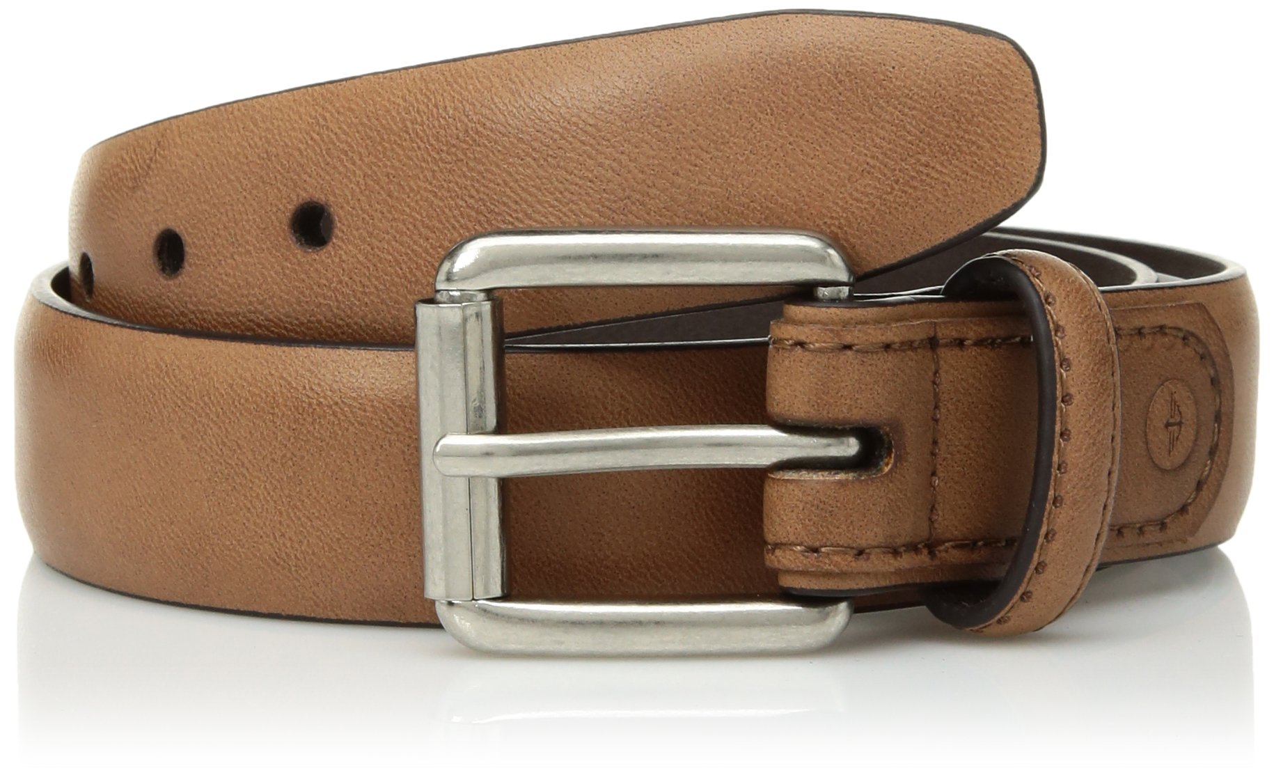 Dockers Big Boy's Casual Belt, cognac, Large