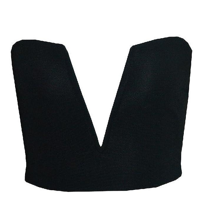 2f0cde53bd897 Moxeay Women Super Sexy Ladies Crop Top Bustier Bralet Corset V neck Plunge  Bandeau Bra (L