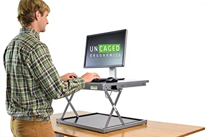 Amazon Com Changedesk Mini Adjustable Height Laptop Desktop