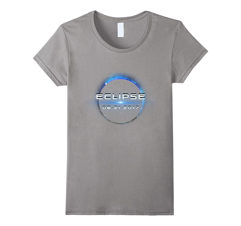 Commemorative Total Eclipse T-Shirt Aug 21st, 2017 – Blue