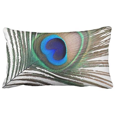 Amazon.com: accrocn fundas de almohada Cobalto Azul Oscuro ...