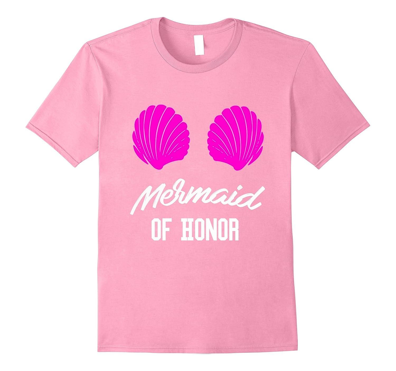 Maid of Honor Shirt – Mermaid of Honor – Wedding Gift Ideas-TJ ...