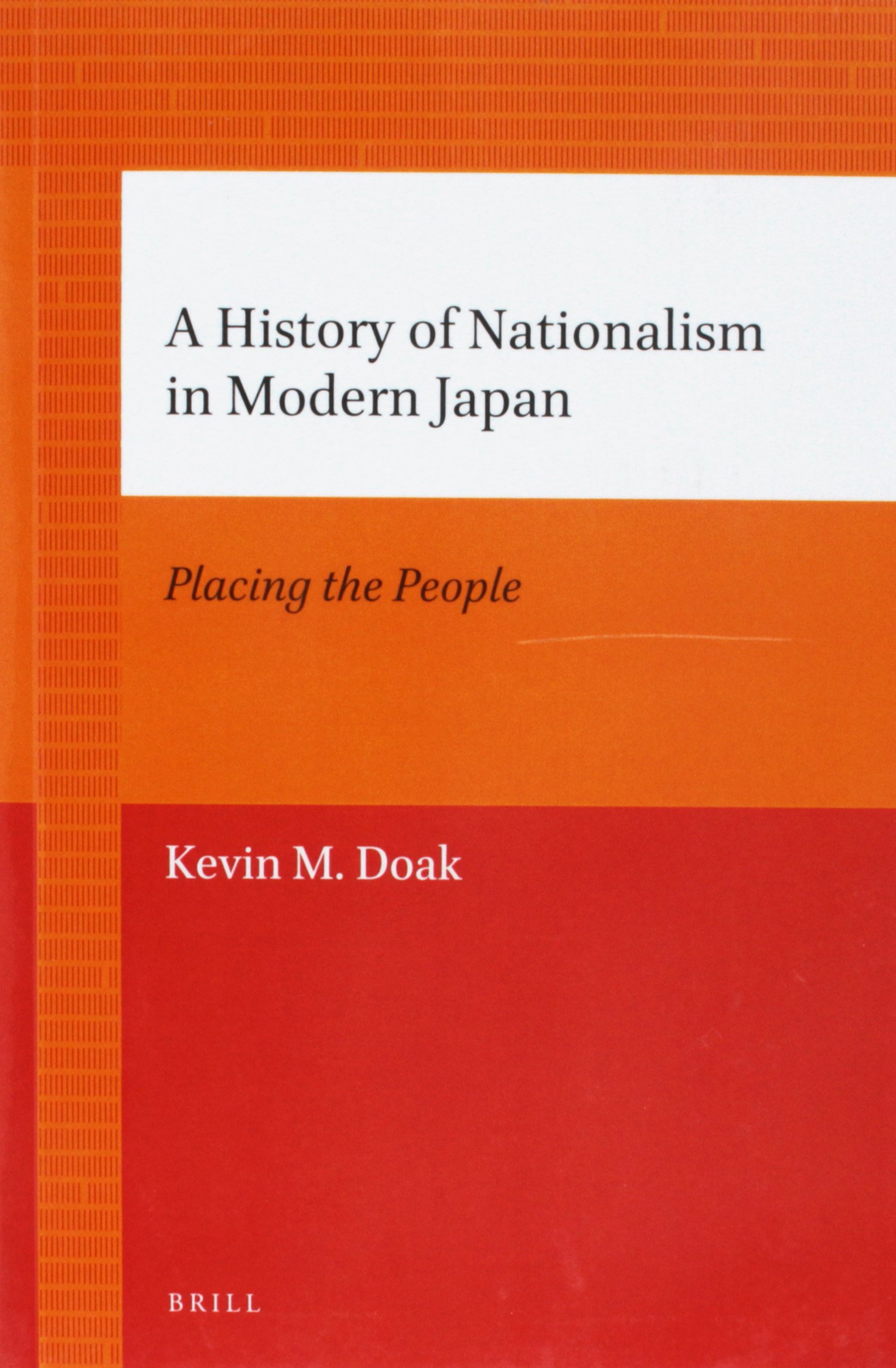Download A History of Nationalism in Modern Japan: Placing the People (Brill's Paperback Collection) pdf
