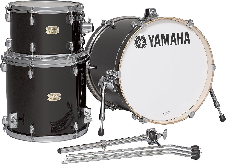 Amazon.com: Yamaha Stage Custom Birch 3pc Bop Drum Shell Pack - 18 ...