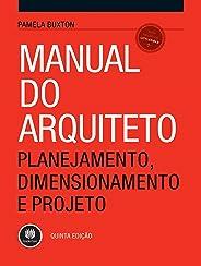 Manual do Arquiteto: Planejamento, Dimensionamento e Projeto