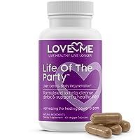 Liver Detox & Liver Cleanse – Improves Liver Health & Energy Levels (30 Servings...