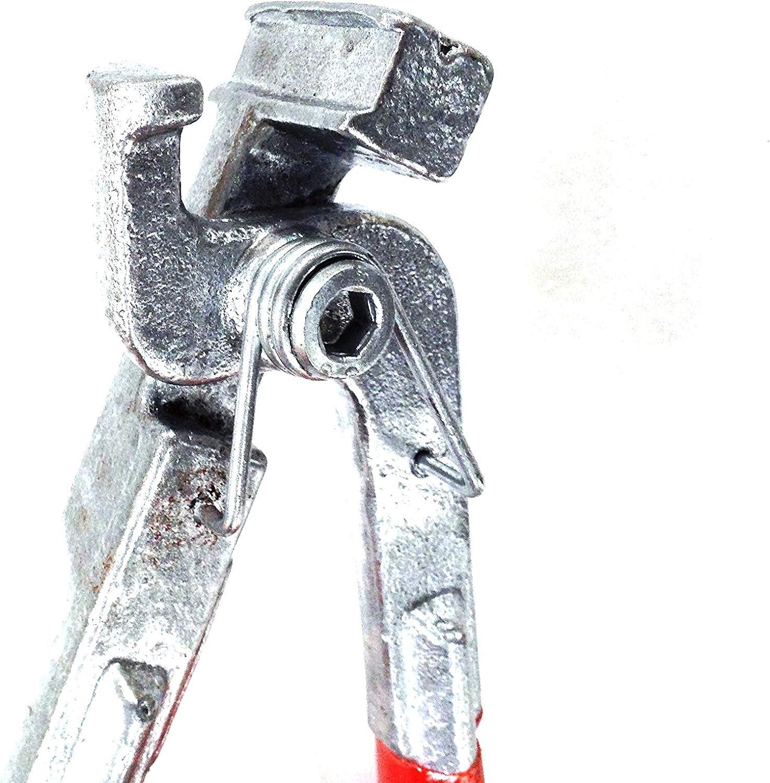 Universal 1*Radiator Tank Repair Tools Pliers-Aluminum Radiator Tab Lifter Tool