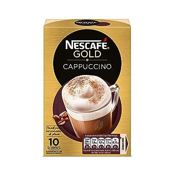 NESCAFÉ Café Cappuccino | Caja de sobres , 140 grams: Amazon.es: Amazon Pantry