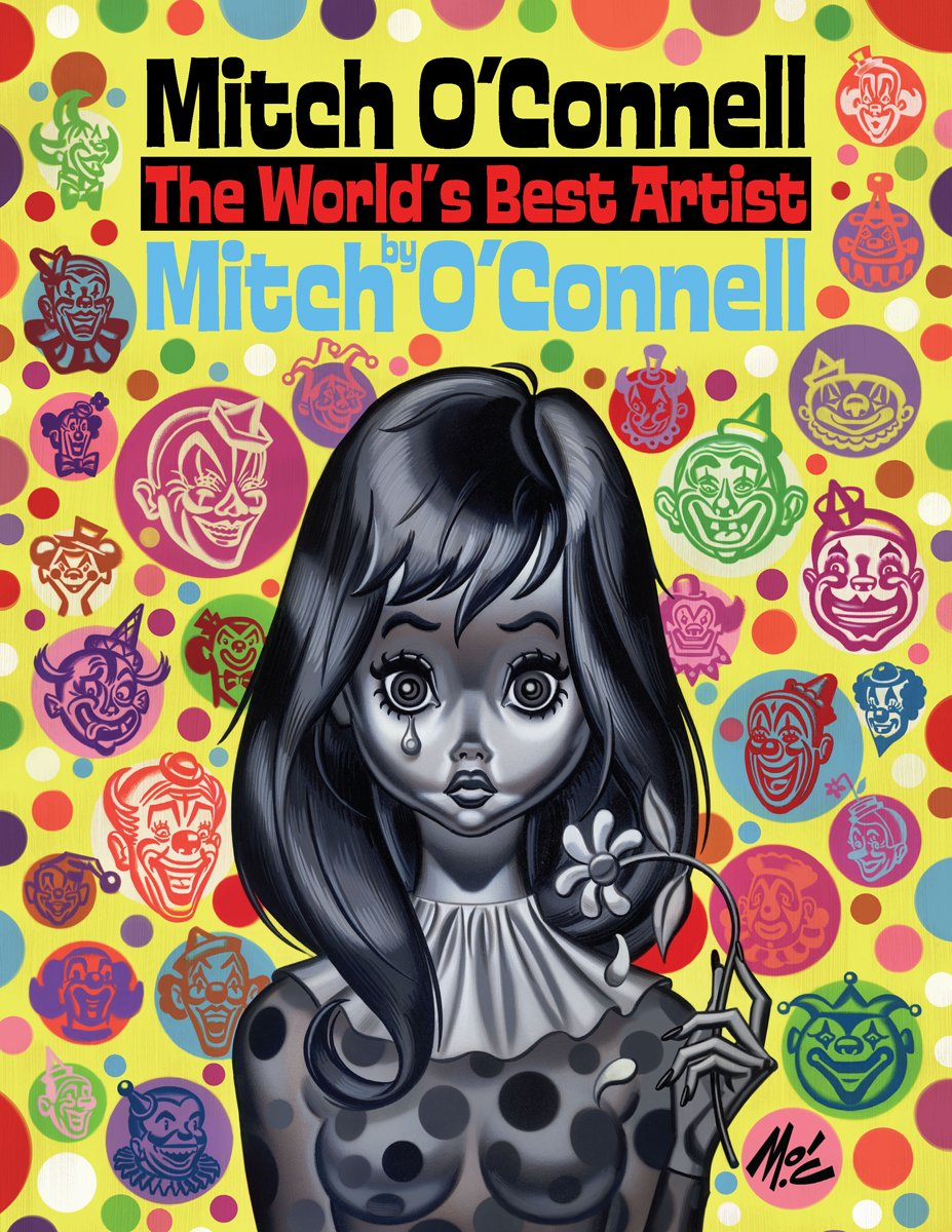 Download Mitch O'Connell the World's Best Artist by Mitch O'Connell pdf epub