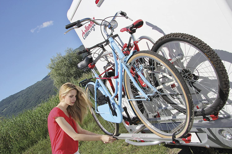 Fiamma Carry Bike Pro C Portabicicletas para caravana: Amazon.es: Coche y moto