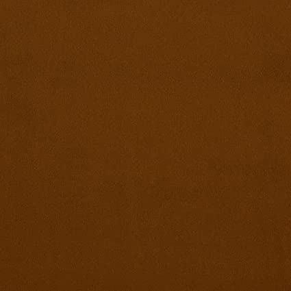Amazon Com Goldenrod Brown Solid Velvet Upholstery Fabric By The Yard