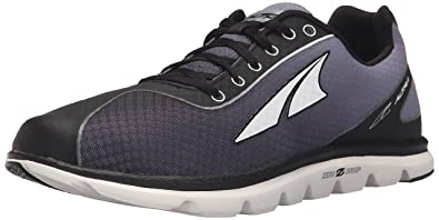 Altra Men's One 2.5 Running Shoe, Black, ...