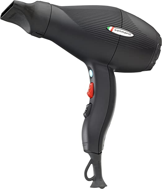 Secador Ultraligero Gammapiù ETC Light Negro 2100 W