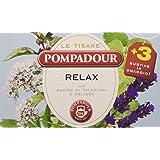 Pompadour Tisana 15+3Flt Relax
