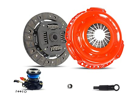 Clutch And Slave Kit Works With Ford Explorer Ranger Mazda Navajo B4000 Eddie Limited Postal Sport