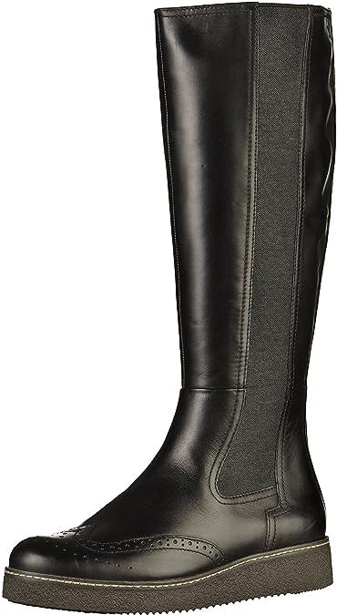 Botte 9 5 38 Eu 25607 Caprice Noir Femmes 29 Chaussures wInF8Fdq