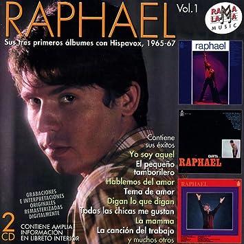 Sus Tres Primeros Albumes Con Hispavox 1965-1967