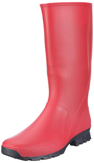Nora New Fashion, Damen Gummistiefel, Rot (Rot 12), 39 EU