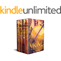 The Viking Maiden series, complete boxset