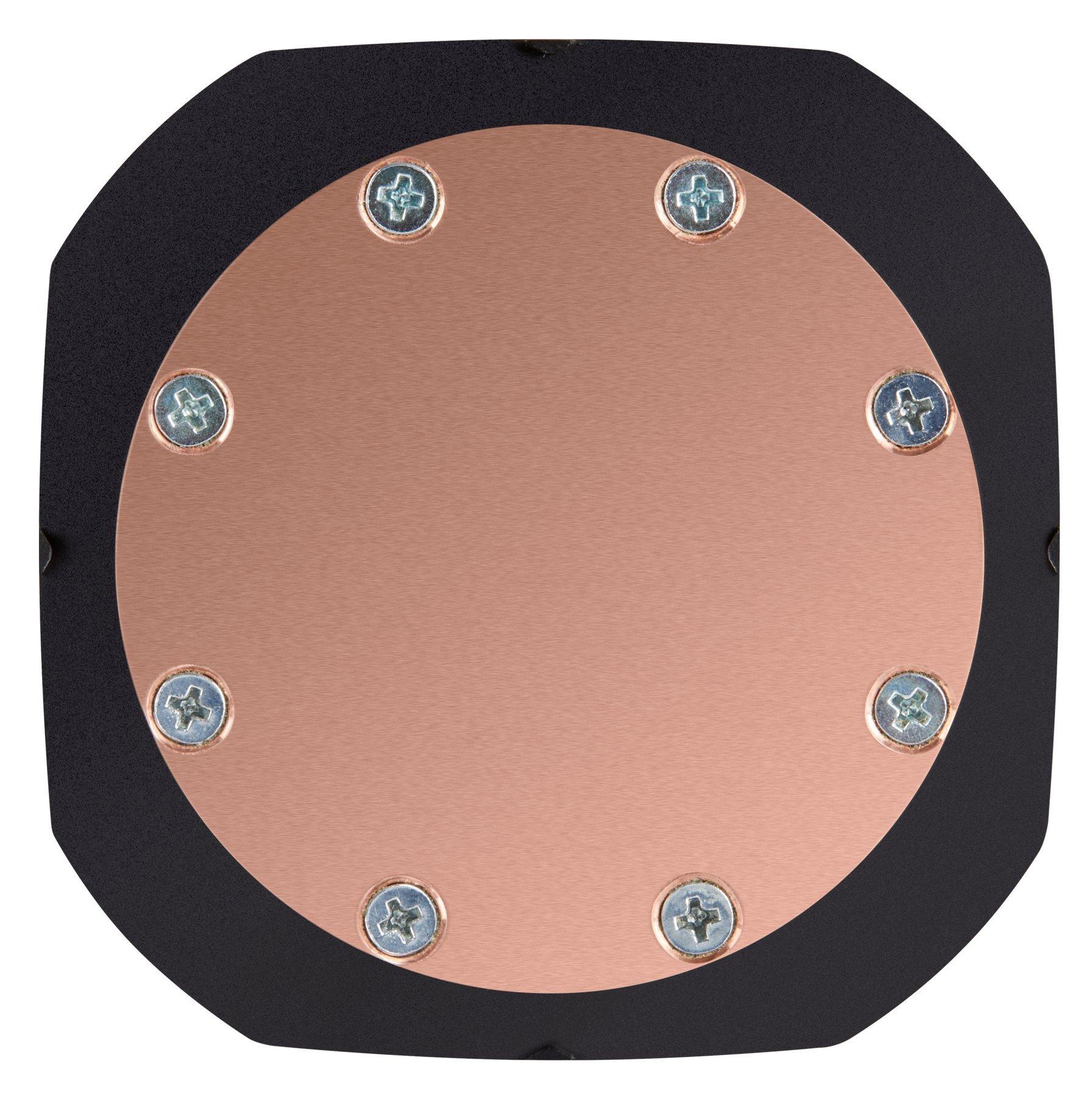 CORSAIR HYDRO Series H100i PRO RGB AIO Liquid CPU Cooler, 240mm, Dual ML120 PWM Fans, Intel 115x/2066, AMD AM4 by Corsair (Image #12)