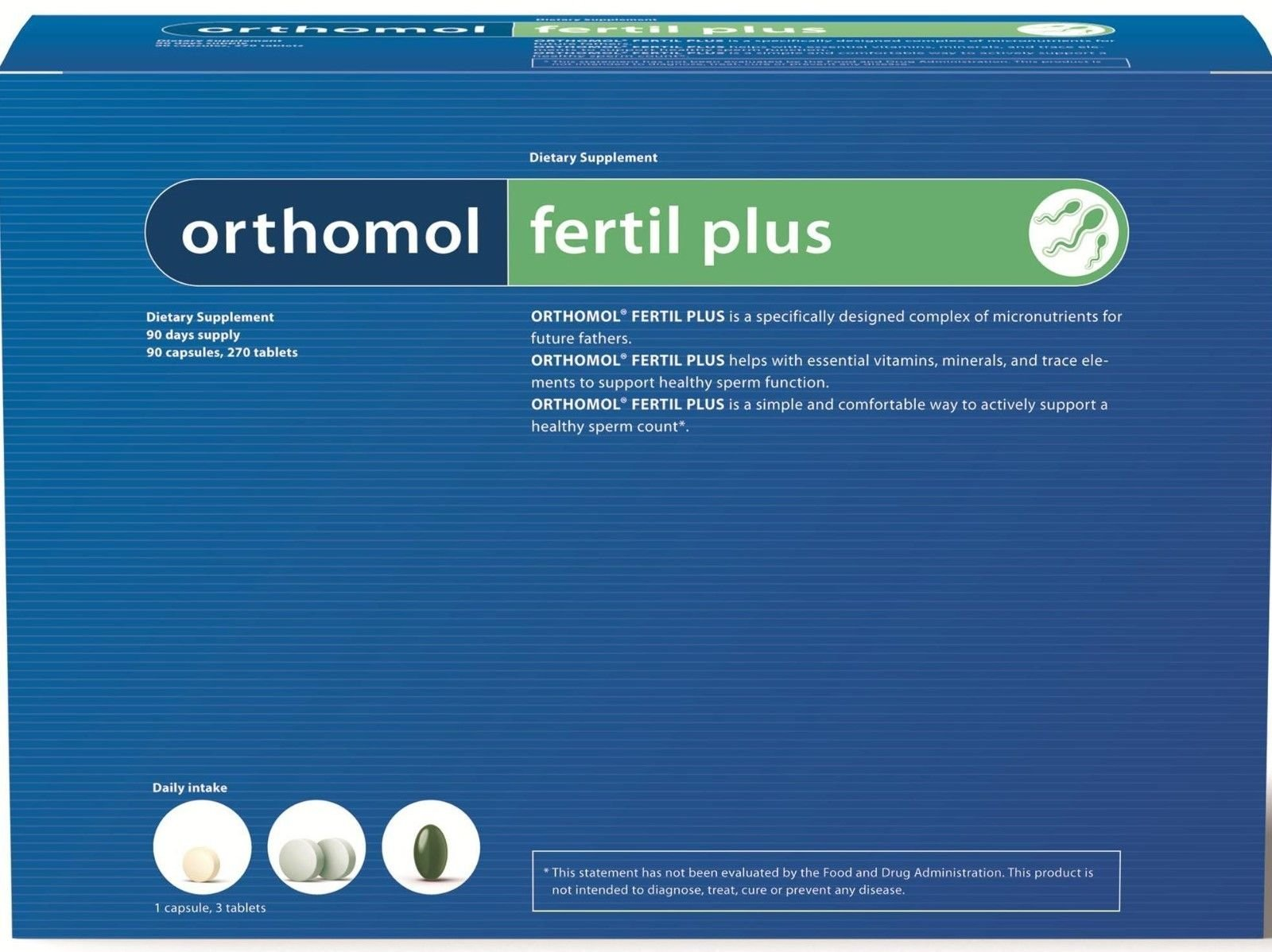 Orthomol Fertil Plus 30