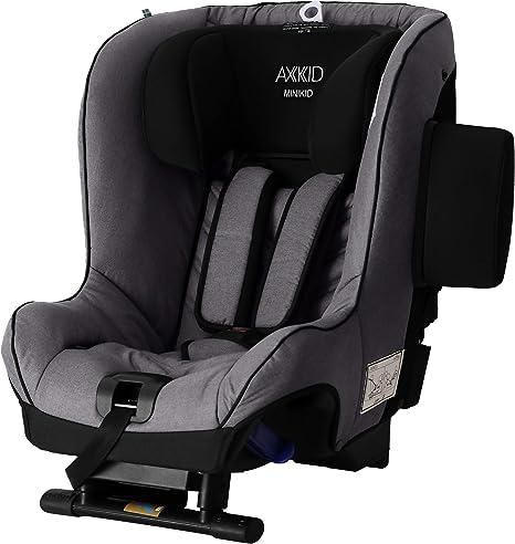 Axkid - Silla de coche 0 – 25 kg sin Isofix de 0 – 6 años con ASIP ...