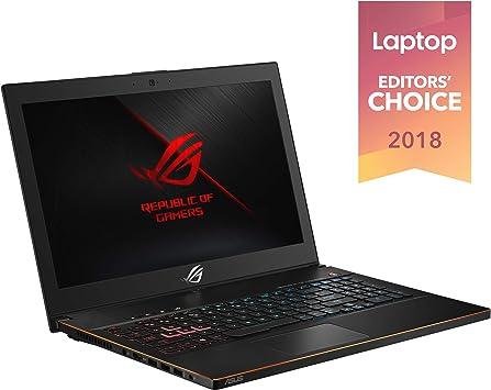 Asus Gm501gm Ws74 Rog Zephyrus M 15 6 Ultra Slim Gaming Laptop 144hz Ips Type G Sync Panel16gb Ddr4 2666mhz