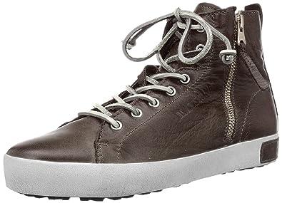 Blackstone KL62, Sneakers Hautes Femme, (Charcoal), 36 EU
