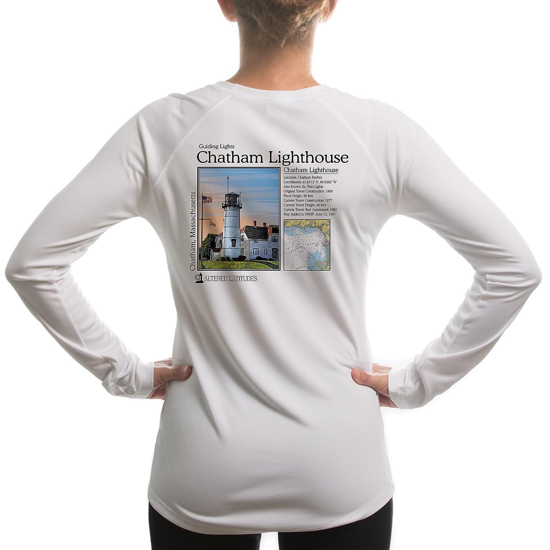 Altered Latitudes Women's Chatham Lighthouse UPF Long Sleeve T-Shirt