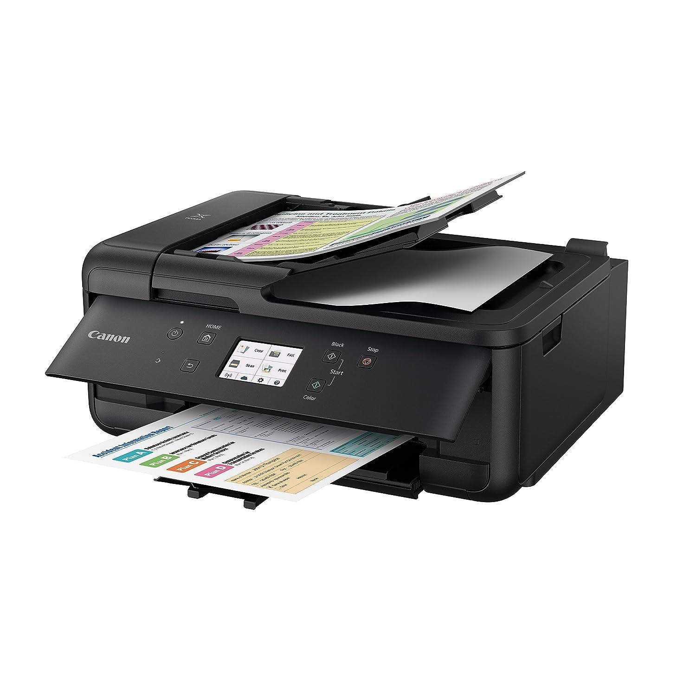 Canon TR7520 Wireless Color Photo Printer with Scanner, Copier & Fax