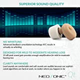 Neosonic Hearing Amplifiers Qt to Aid and Assist