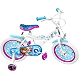 "Stamp Vélo - Disney Frozen/La Reine Des Neiges - 16"""