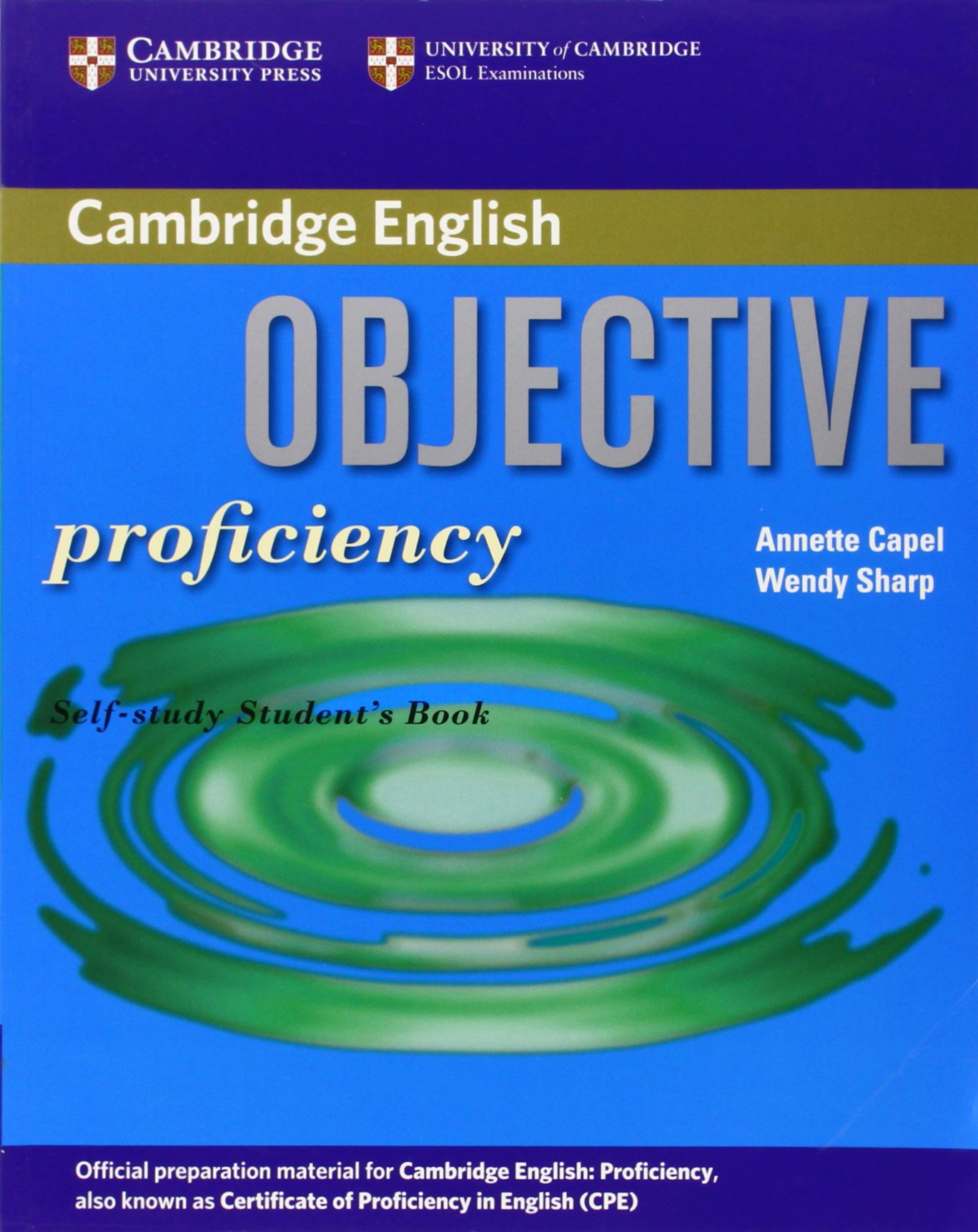 Objective Proficiency: Self-study Student's Book with answers