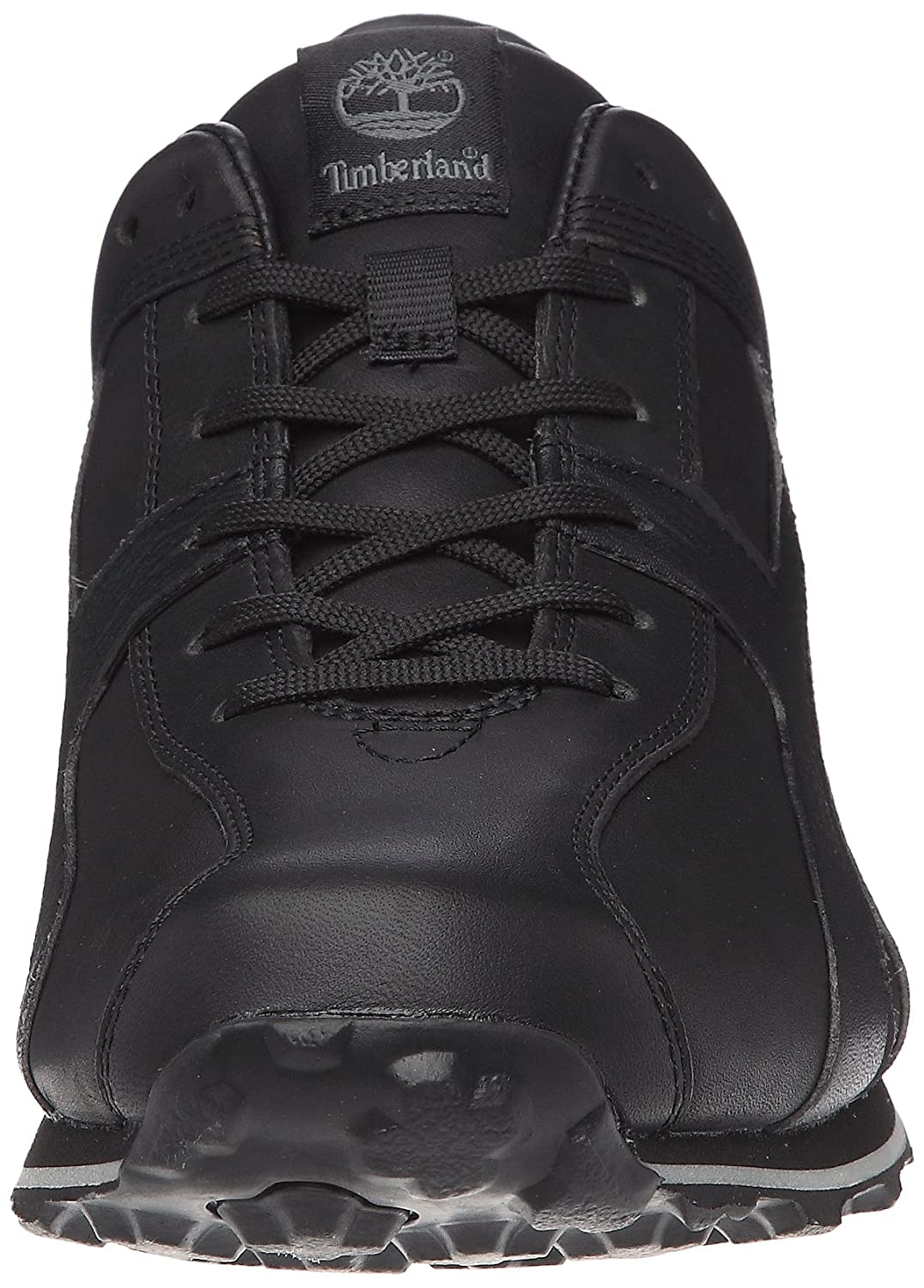 Timberland Fells Black Smooth, Chaussures basses homme