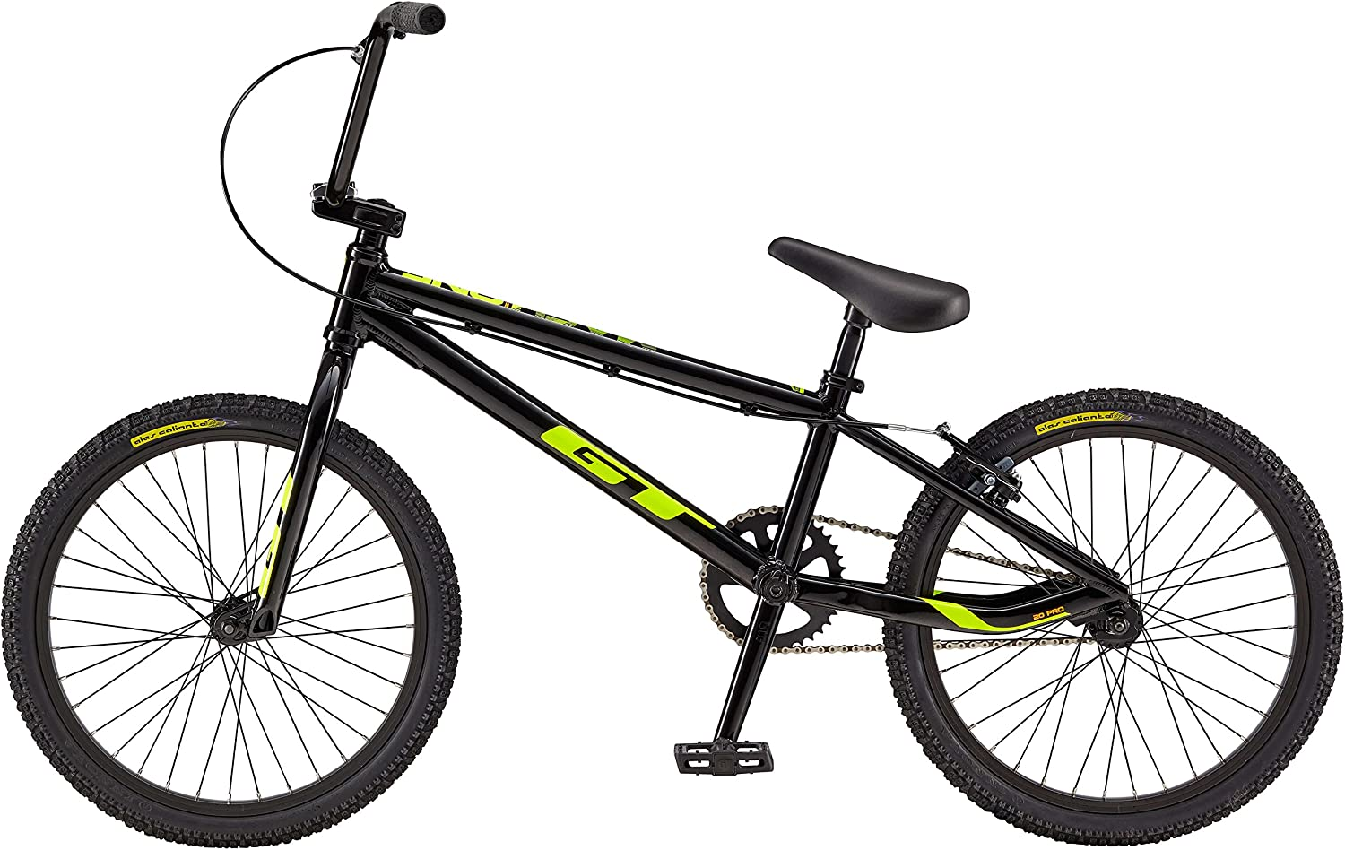 GT 751217M10LG Bicicleta, Unisex Adulto, Multicolor, 20: Amazon.es ...