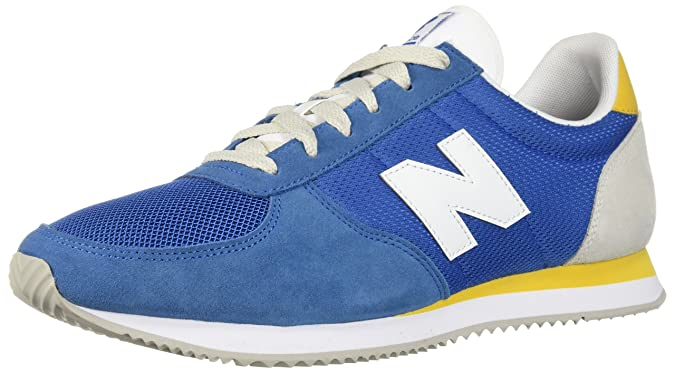 New Balance Men's 220v1 Sneaker, Classic Blue/Artic Fox, 4 D US