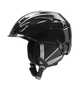 710156250aa Carrera Mauna Women's Ski Helmet – Black, 51 – 55 cm, E004129ZS5155
