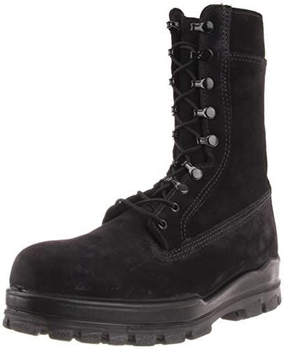 a3405df3bc0 Bates Men's 9 Inches Suede Durashocks Steel Toe Work Boot