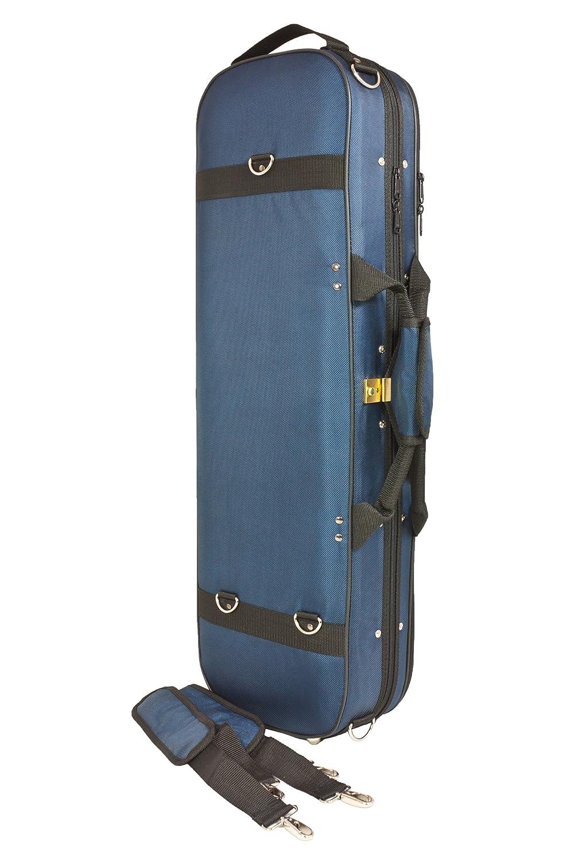 Estuche para viol/ín Tomandwill 43VL44-640 color azul