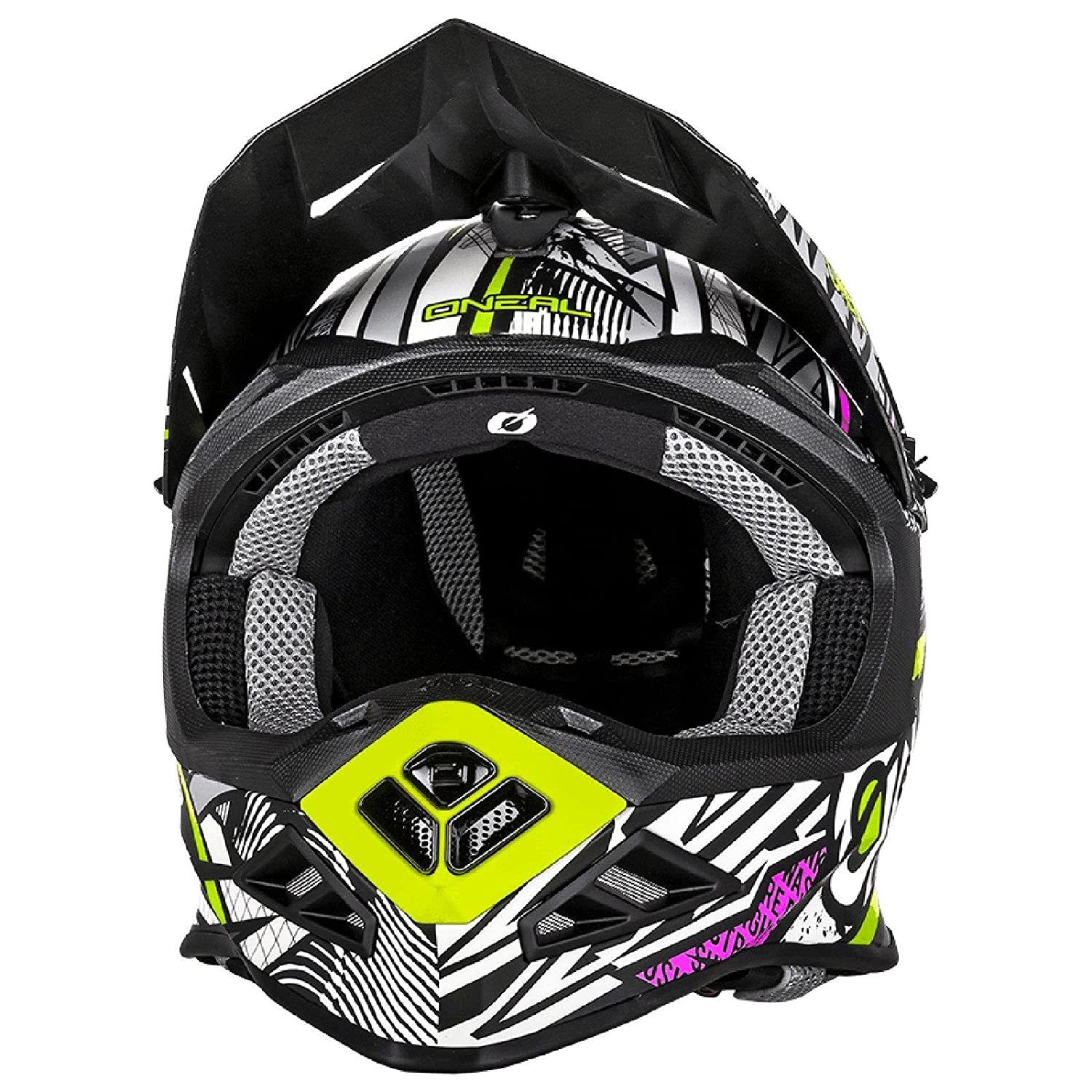0614-2 ONeal 8Series MX Helm Synthy Motocross Enduro Offroad Quad Cross Motorrad