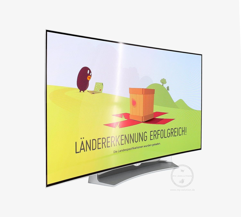 Lg - 55eg920v TV 55 led uhd 4k Smart WiFi OLED Curvo: LG Electronics: Amazon.es: Electrónica