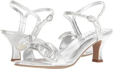 59c09115f1 Amazon.com: Amiana Womens 15-A5523 (Little Kid/Big Kid/Adult): Shoes