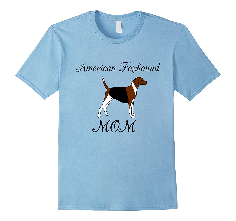 American foxhound mom T-Shirt-Art